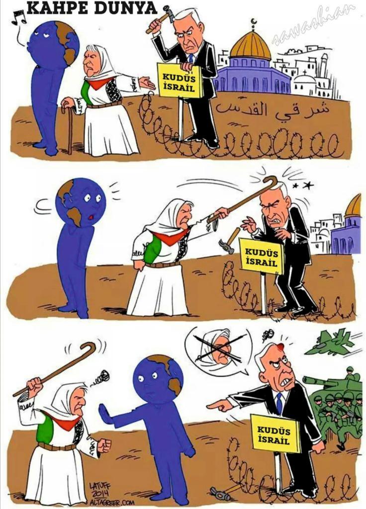 Konflikt Israel Palästina