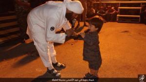 IS held a dawah event fun day for children on Eid al-Adha in Tabqa city WilayatRaqqa 22