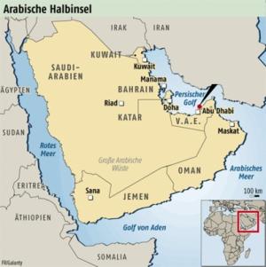 arabische Halbinsel bild edit