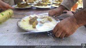 Islamic State Preparing food for the Mujahideen on the Front-lines in Wilayet ‪‎Fallujah 2